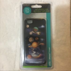 E Circuit Cell Phone Case For IPhone 7 & 8 NIB